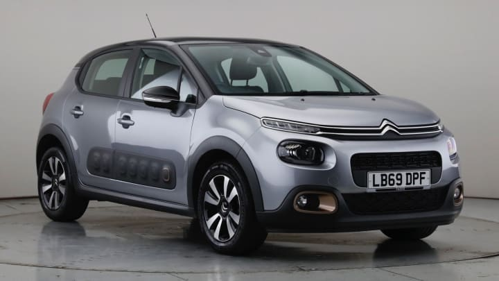 2019 Used Citroen C3 1.2L Origins PureTech