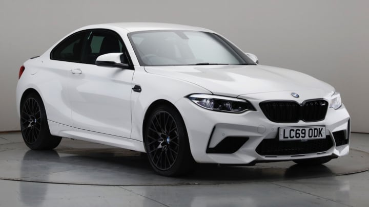 2019 Used BMW M2 3L Competition BiTurbo