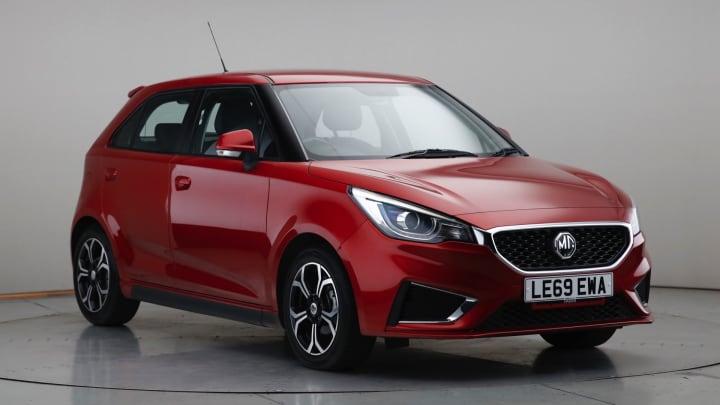 2020 Used MG MG3 1.5L Exclusive VTi-TECH