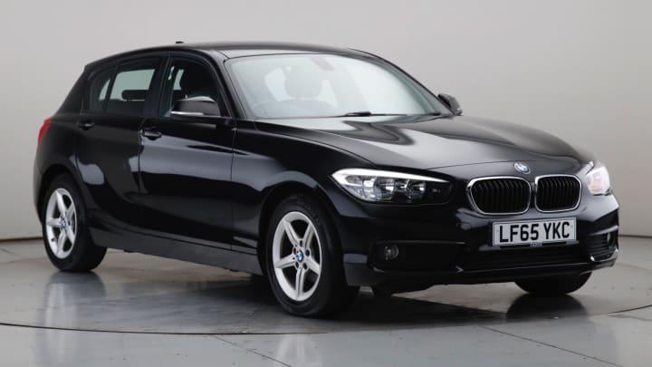 2015 Used BMW 1 Series 1.5L SE 116d