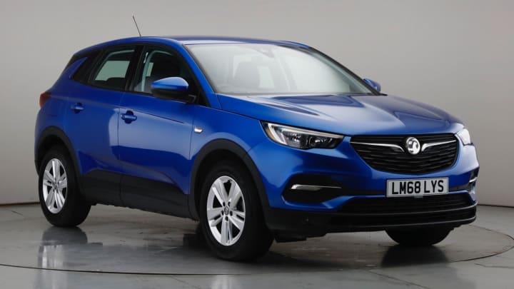 2018 Used Vauxhall Grandland X 1.6L SE BlueInjection Turbo D