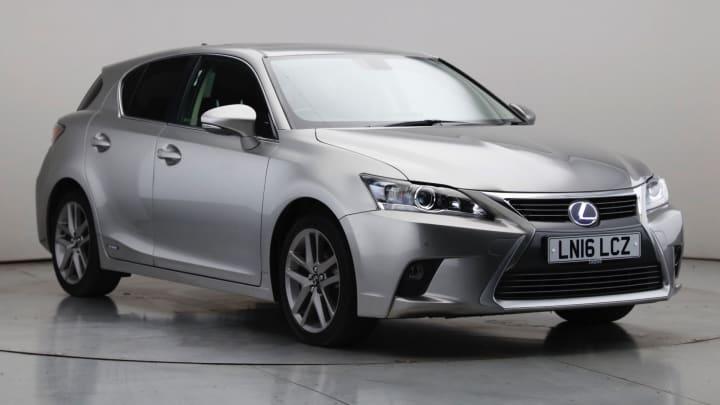 2016 Used Lexus CT 200h 1.8L Advance Plus 200h