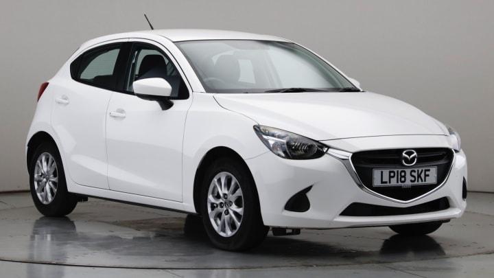 2018 Used Mazda Mazda2 1.5L SE+ SKYACTIV-G