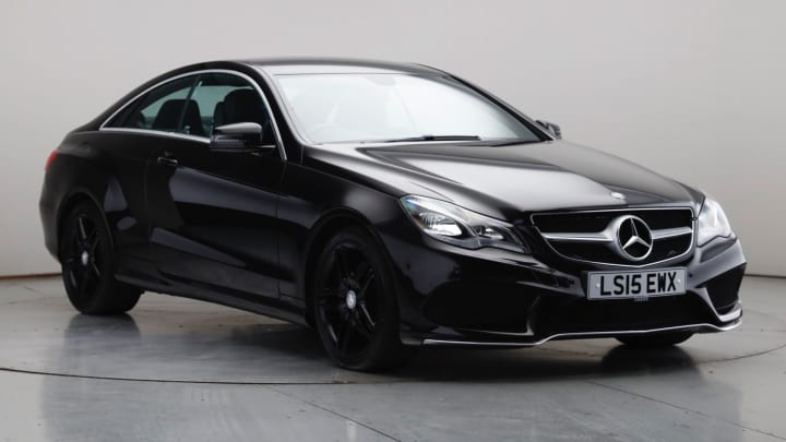 2015 Used Mercedes-Benz E Class 2.1L AMG Line BlueTEC E220 CDI