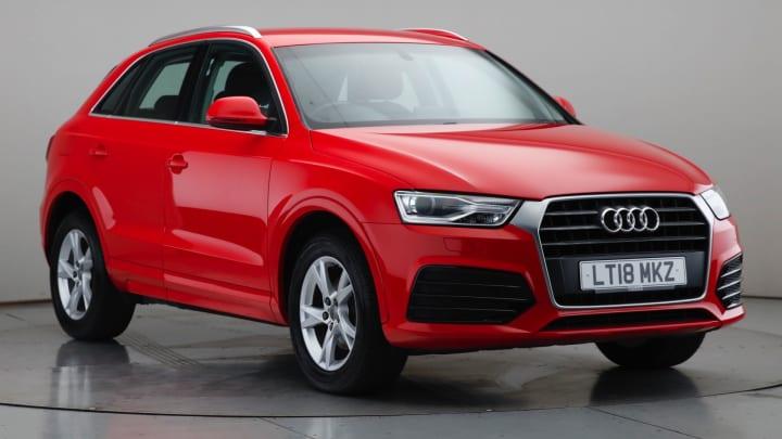 2018 Used Audi Q3 1.4L Sport CoD TFSI