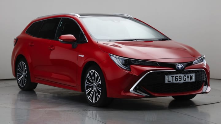 2019 Used Toyota Corolla 2L Excel VVT-h