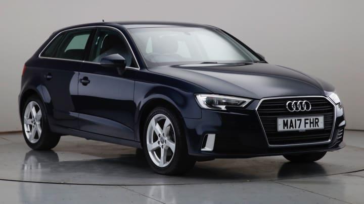 2017 Used Audi A3 2L Sport TDI