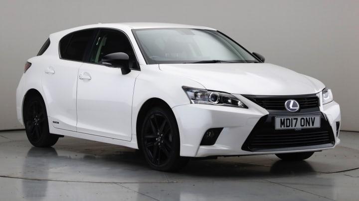 2017 Used Lexus CT 200h 1.8L Sport 200h