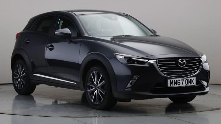 2018 Used Mazda CX-3 1.5L Sport Nav SKYACTIV-D