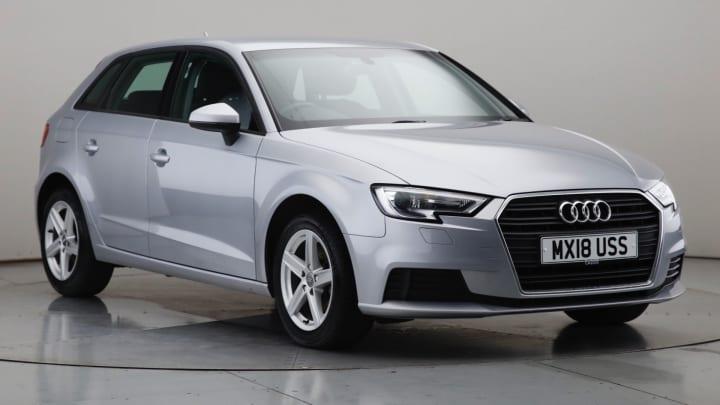 2018 Used Audi A3 1.6L SE TDI