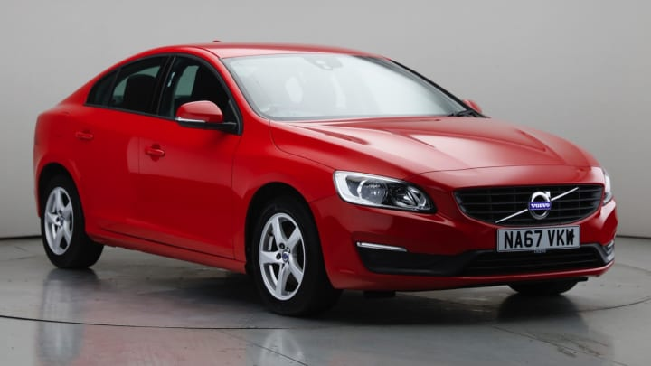 2017 Used Volvo S60 2L Business Edition Lux D4