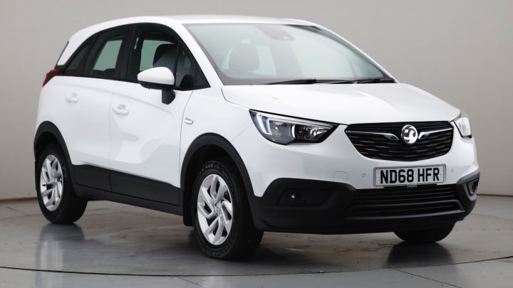 2019 Used Vauxhall Crossland X 1.2L SE Turbo