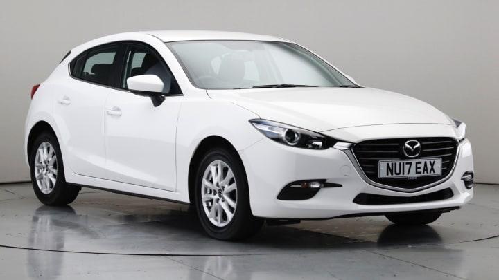 2017 Used Mazda Mazda3 2L SE Nav SKYACTIV-G