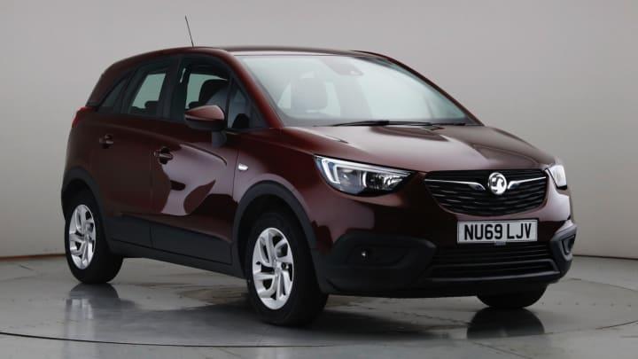 2019 Used Vauxhall Crossland X 1.2L SE Nav ecoTEC Turbo