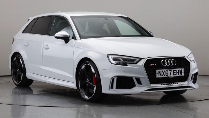 2017 Used Audi RS3 2.5L TFSI