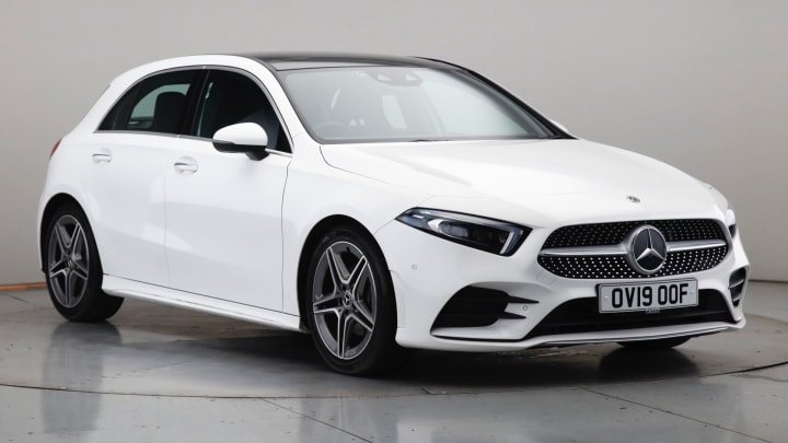 2019 Used Mercedes-Benz A Class 1.5L AMG Line A180d