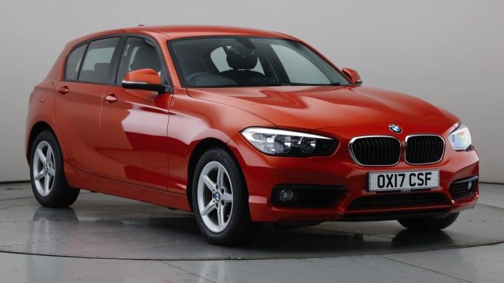 2017 Used BMW 1 Series 2L SE 118d