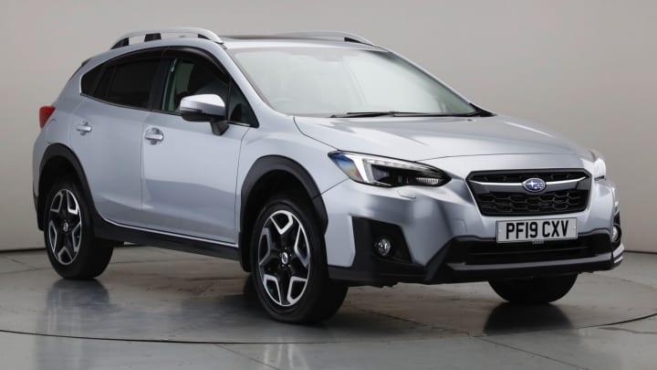 2019 Used Subaru XV 2L SE Premium i
