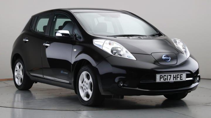 2017 Used Nissan Leaf Acenta (24kWh)