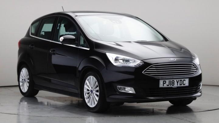 2018 Used Ford C-Max 1L Titanium EcoBoost T
