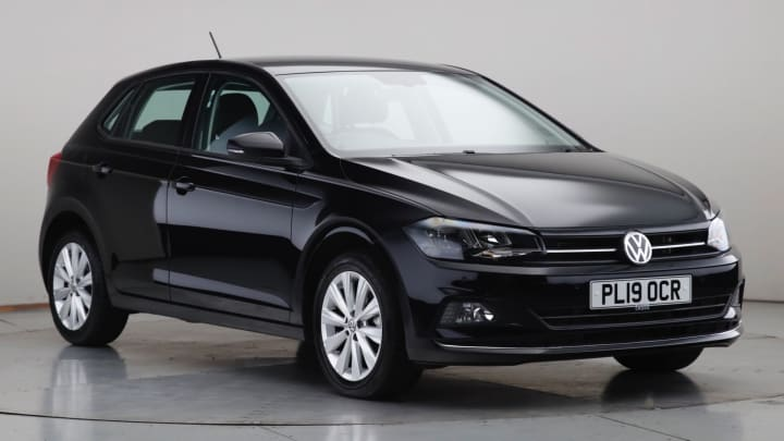 2019 Used Volkswagen Polo 1L SEL TSI