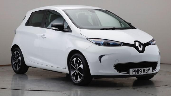 2019 Used Renault Zoe Dynamique Nav R110