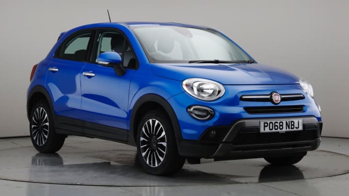 2018 Used Fiat 500X 1L City Cross MultiAir FireFly Turbo