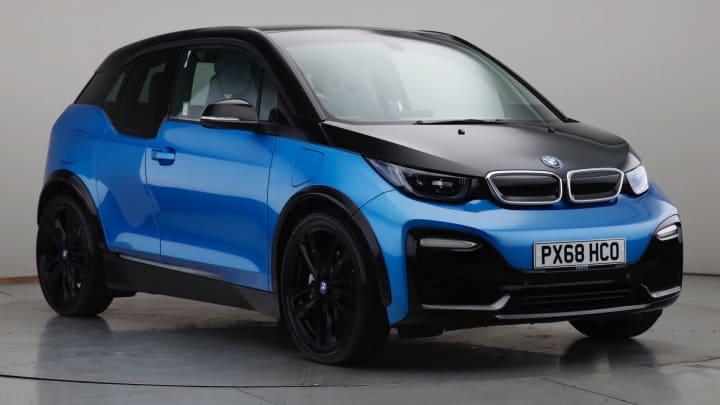 2018 Used BMW i3 0.6L S