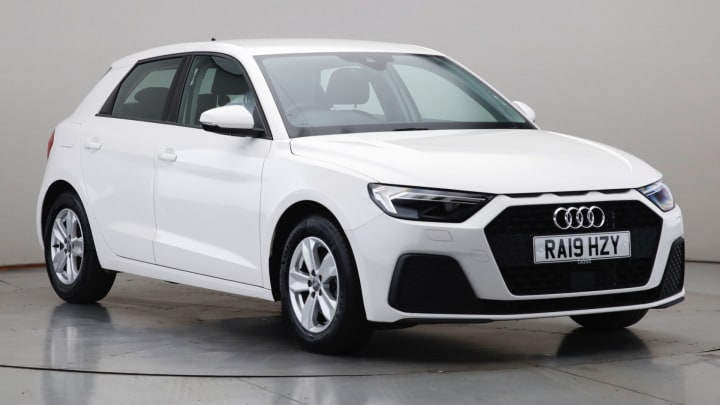 2019 Used Audi A1 1L SE TFSI