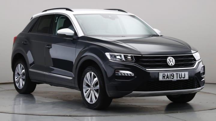 2019 Used Volkswagen T-Roc 1.5L Design TSI EVO