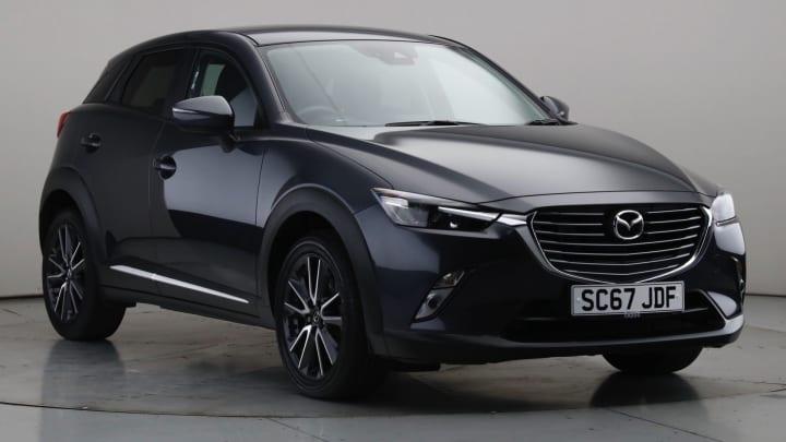 2018 Used Mazda CX-3 2L Sport Nav SKYACTIV-G