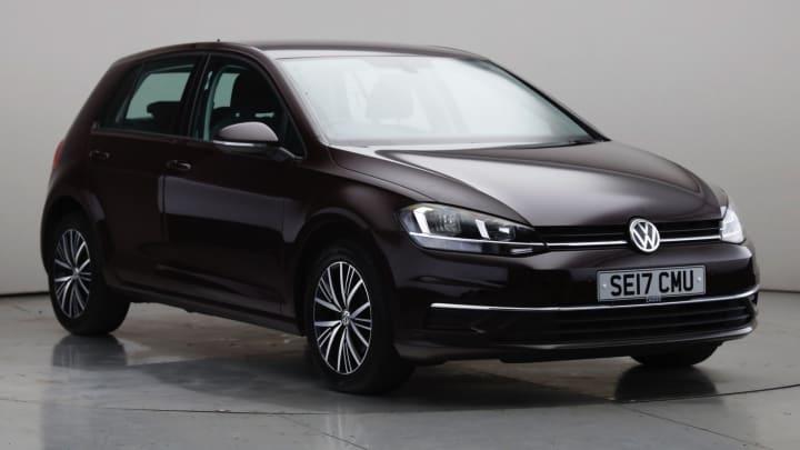 2017 Used Volkswagen Golf 1.6L SE Nav BlueMotion Tech TDI