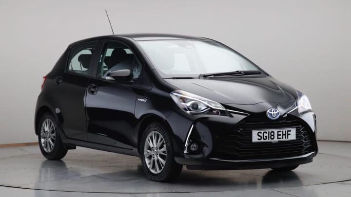2018 Used Toyota Yaris 1.5L Icon VVT-h