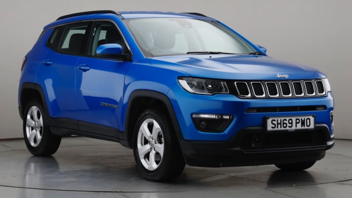 2020 Used Jeep Compass 1.4L Longitude MultiAirII T