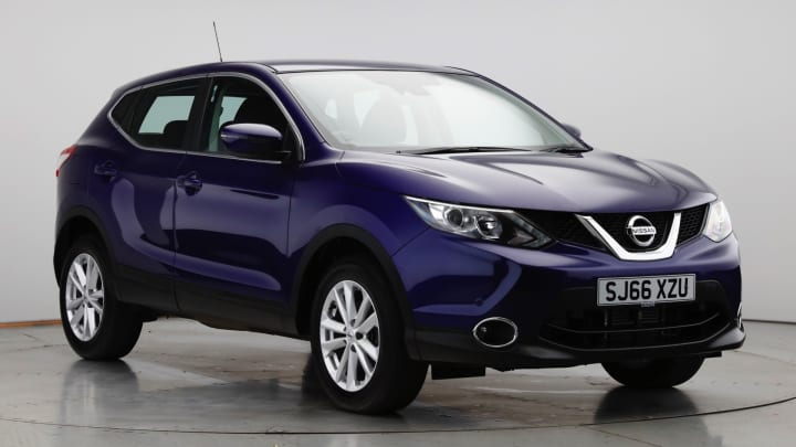 2017 Used Nissan Qashqai 1.2L Acenta DIG-T
