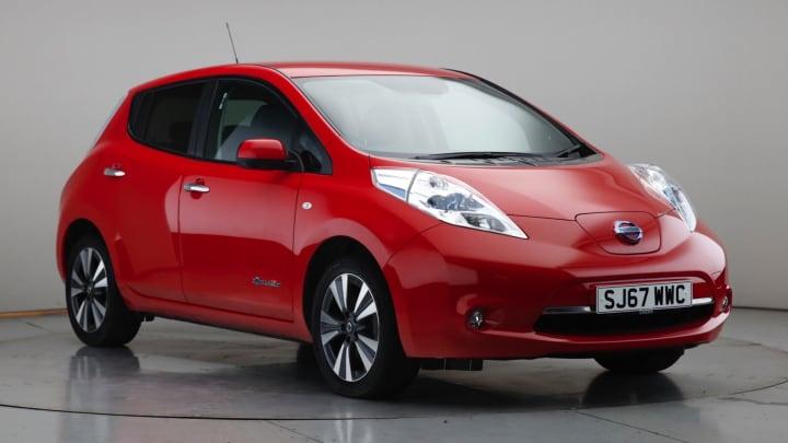 2017 Used Nissan Leaf Tekna (24kWh)