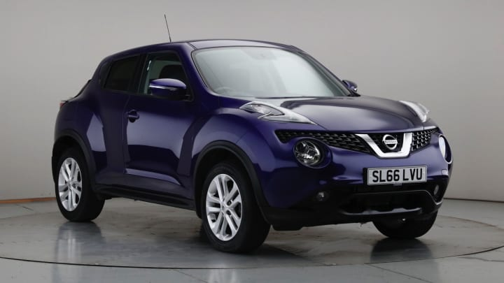 2016 Used Nissan Juke 1.2L Acenta DIG-T