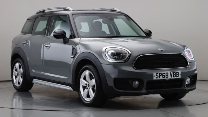 2018 Used Mini Countryman 2L Cooper D