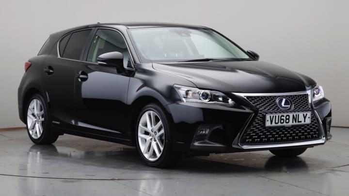 2018 Used Lexus CT 200h 1.8L Luxury 200h