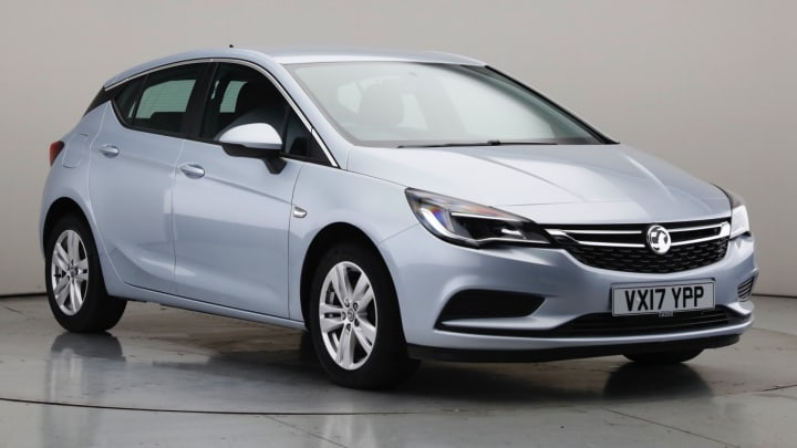 2017 Used Vauxhall Astra 1.6L Tech Line BlueInjection CDTi