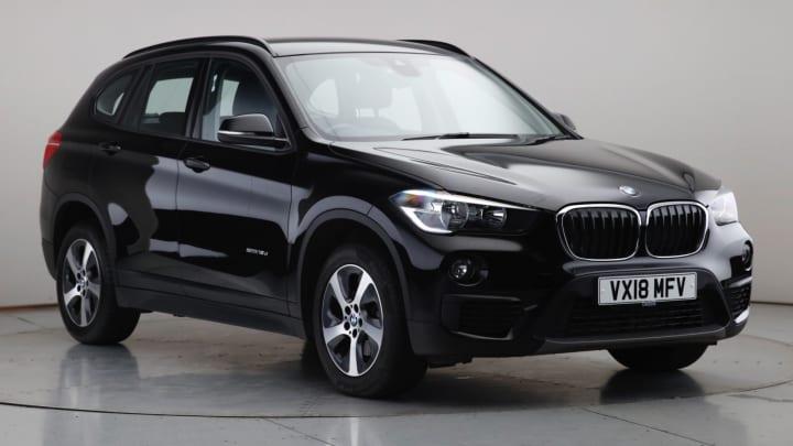 2018 Used BMW X1 2L SE 18d