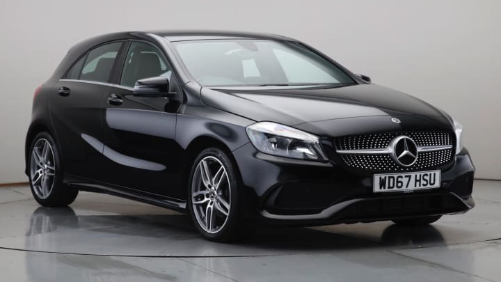 2018 Used Mercedes-Benz A Class 1.6L AMG Line A180
