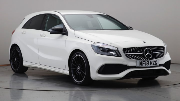 2018 Used Mercedes-Benz A Class 1.6L AMG Line A200