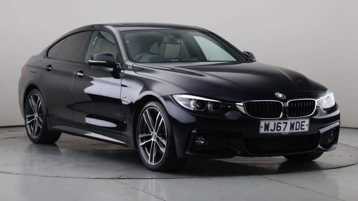 2017 Used BMW 4 Series Gran Coupe 3L M Sport 440i