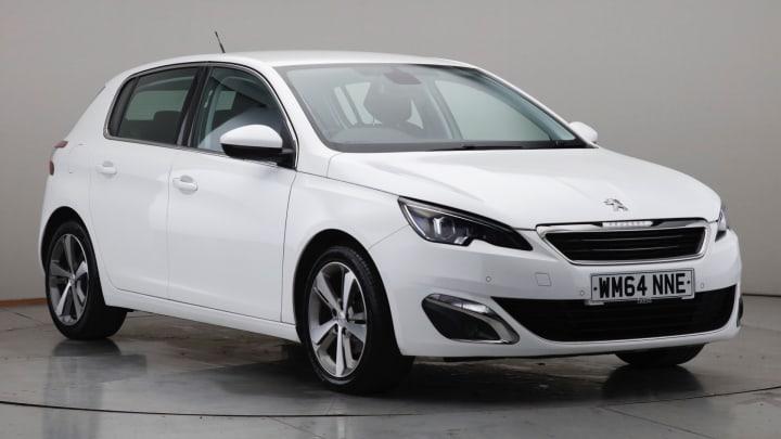 2014 Used Peugeot 308 1.6L Allure e-HDi