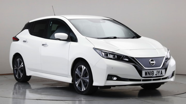 2018 Used Nissan Leaf Tekna