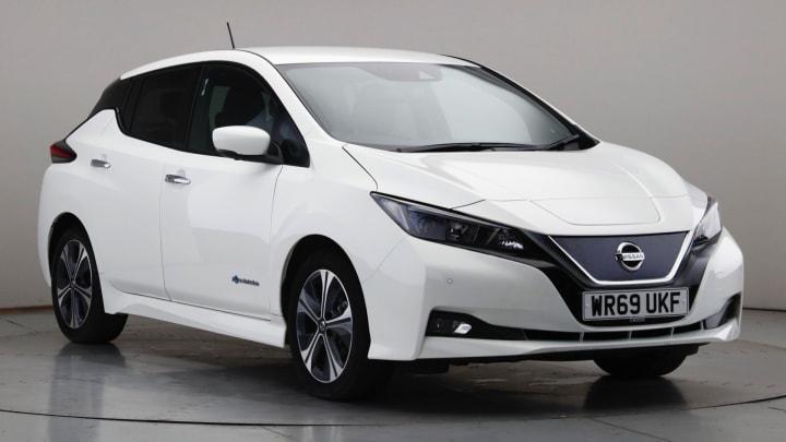 2019 Used Nissan Leaf N-Connecta