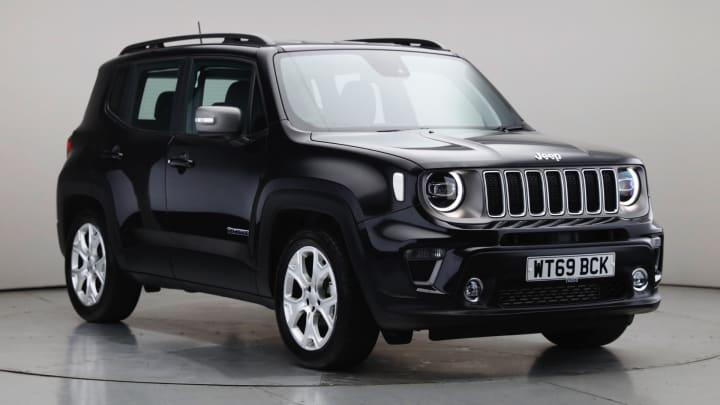 2020 Used Jeep Renegade 1.6L Limited MultiJetII