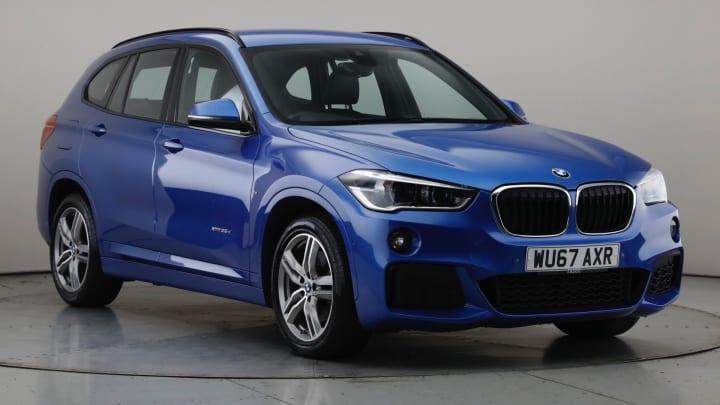 2017 Used BMW X1 2L M Sport 25d