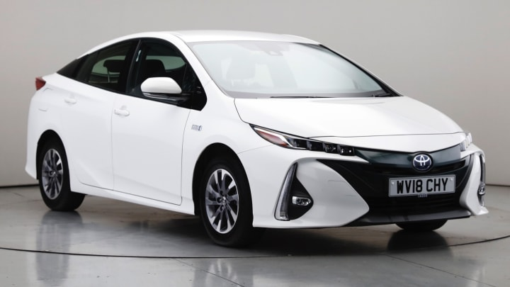 2018 Used Toyota Prius 1.8L Business Edition Plus VVT-h